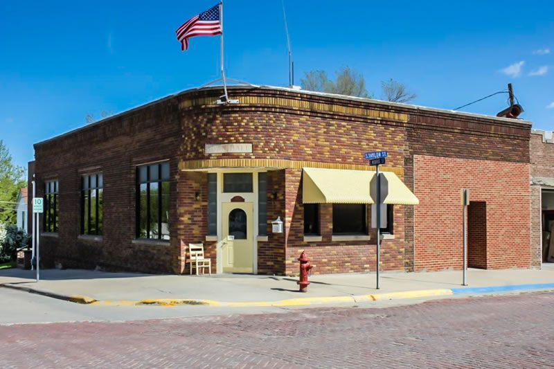 Mount Ayr City Hall